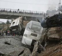 Accident feroviar in Spania. Mecanicul trenului a refuzat sa raspunda intrebarilor politiei