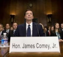 SUA: Senatul aproba numirea republicanului James Comey la conducerea FBI