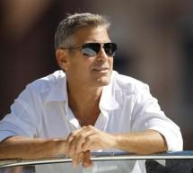 George Clooney din nou singur