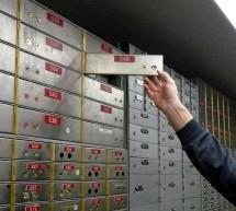 Furt de un milion  de EURO din cutia de valori a unei banci