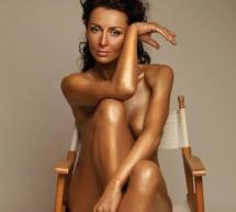 Mihaela Radulescu a postat o fotografie  nud pe Facebook