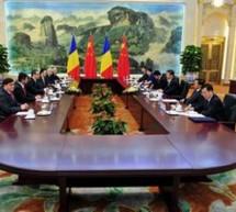 Premierul Victor Ponta: Am propus ca relatia dintre Romania si China sa fie ridicata la nivel de parteneriat strategic