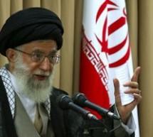 SUA nu sunt un mediator bun pentru Orientul Mijlociu, afirmă Ayatollahul Ali Khamenei