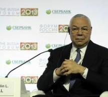 Colin Powell neaga o relatie extraconjugala cu Corina Cretu