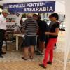 Peste 100.000 de sustinatori ai legii pentru Basarabia