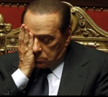 Fostul premier italian Silvio Berlusconi, condamnat la patru ani de inchisoare