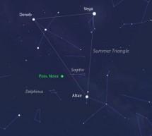 A fost descoperita cea mai stralucitoare stea din secolul al XXI-lea