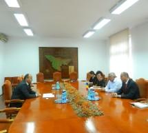 Intalnire cu ambasadorul Bosniei și Hertegovinei în Romania