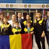 Sportivii de la CS Bede Shotokan Karate Do – din nou-  pe podium mondial