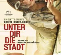 "Proiectia filmului ""Unter dir die Stadt"""