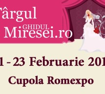 10 motive sa mergi la Targul de nunti Ghidul Miresei Februarie 2014