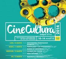 Partener la festivalul de film CINECULTURA