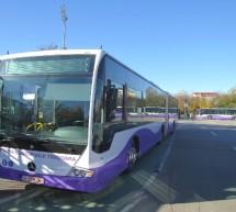 Autobuzele 21 revin la vechiul traseu