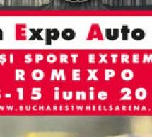 Invitati speciali la Bucharest Wheels Arena 2014