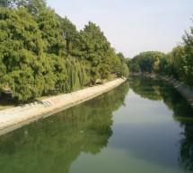 Nivelul scazut al apei in Canalul Bega este monitorizat