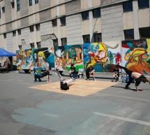 HIV STREET ART, o campanie de informare şi educare… ALTFEL