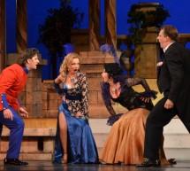 Festivalul de opera si opereta in aer liber de la Teatrul de Vara din Parcul Rozelor Timisoara