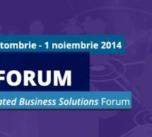 300 de companii vor fi reprezentate la iTECH FORUM 2014