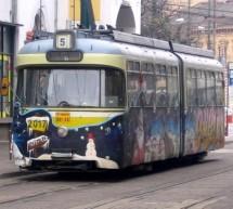 Devieri la liniile 5 si 6 tramvaie