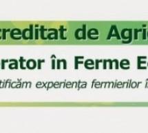 CCIA Timis certifica experienta fermierilor in agricultura ecologica