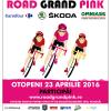 Primul concurs de ciclism feminin din Romania – Road Grand PINK – editia a II-a revine in Otopeni pe 23 aprilie 2016