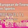 Campionatul European de Tineret Dansuri Standard la Timisoara