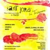 Sarbatorim Ziua Internationala a Cartii aducand El Dia de Sant Jordi la Timisoara