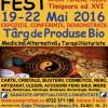 EzotericFest de la Casa Tineretului din Timisoara in perioada 19 -22 Mai 2016