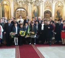 Dascal roman din Ungaria aniversat la implinirea celor 90 de ani