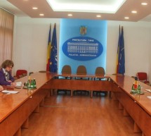 Vizita E S Mihai Gribincea la institutii principale din Timisoara