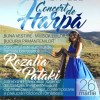 Concert de harpa – Rozalia Pataki la Bocsa