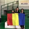 """Sportivii clubului timisorean """"Golden Karate"""" s-au intors cu medalii de la Milano"""