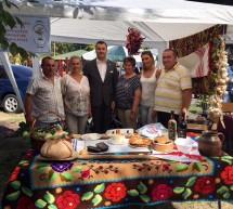Festival gastronomic romanesc pe tara la Gyula