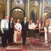 Intalnirea tinerilor ortodocsi romani la Gyula