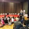 """Demonstraţie de Judo la Liceul """"Nicolae Bălcescu"""" din Gyula"""