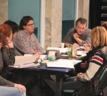 """Au început repetițiile pentru musicalul """"Dansând în noapte"""" la Teatrul Maghiar din Timișoara"""