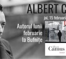 Lansarea seriei de autor Albert Camus, la Timișoara