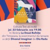 Dia Radu despre Divanul imaginar, la Timișoara
