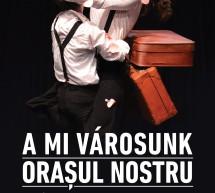Spectacol despre Novi Sad la Timișoara