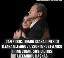 Dan Puric pe scena Operei din Timisoara
