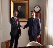 Prezență diplomatică românească la Szentendre