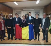 Secretarul de stat Victor Alexeev în vizită la Gyula