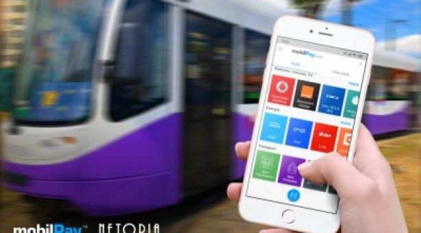 Societatea de Transport Public Timișoara a introdus plata cu mobilul a biletului de transport public prin SMS și aplicația mobilPay Wallet