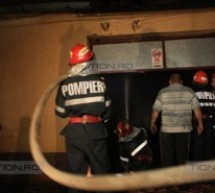 Incendiu devastator la Utvin, in judetul Timis