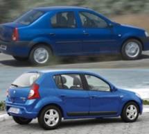 Dacia vinde tot mai mult în Europa