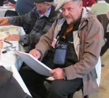 Recordmenul mondial al caricaturii, Radu Cleţiu, cu expoziţie la Timişoara