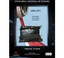 """HBO Romania anunta cea de-a 11-a editie a """"Concursului National de Scenarii"""" 2011"""