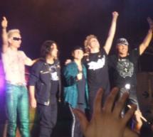 Scorpions revine în România pentru a șasea oară