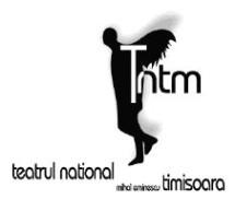 Concursul Naţional de Dramaturgie de la Timişoara