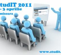 Timişoara / StudIT 2011 la Universitatea de Vest